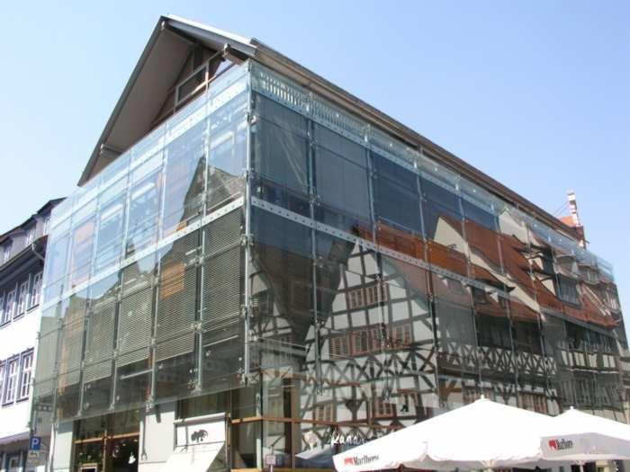 Architektur Erfurt fohana fotos architektur