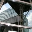 Archtektonischer Ausblick Köln 1
