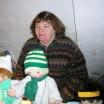Puppenfrau in Klempenow 1