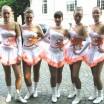 Begegnung mit Tanzensemble in Düsseldorf 1