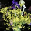 Strauß mit verwelkten Lilien 1
