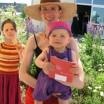 Glückliche Mutter in Klein-Jasedow 1
