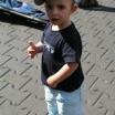 Kleiner Junge in Erfurt 1