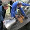 Glockenweihe Garz auf Usedom 2