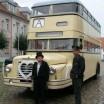 Hochzeitsbus auf Usedom 1