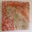 Frau mit Roten Haaren von Christina Rode 1