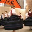 Folklore in Anklam Nicolaikirche 1